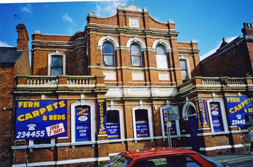 Leicester Road Methodist Church