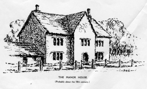 Manor House in 18th century