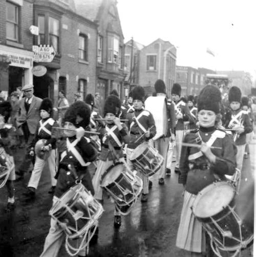 Parade hits the high notes